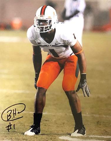 Brandon Harris Autographed 8x10 Photo