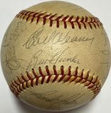 1973 Baltimore Orioles Team Signed Baseball