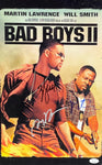 Will Smith, Martin Lawrence & Jerry Bruckheimer Autographed Bad Boys II 12x18 Movie Poster (JSA)