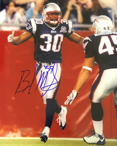 Brandon McGowan Autographed 8x10 Photo
