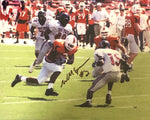 Willis McGahee Autographed 8x10 Photo