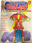 CC Beck Autographed Shazam King Size Comic Book