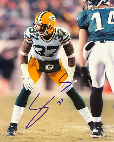 Sam Shields Autographed 8x10 Photo