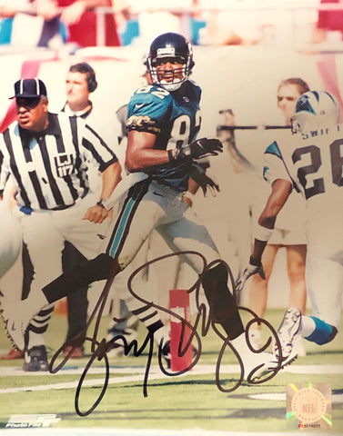 Jimmy Smith Autographed 8x10 Photo