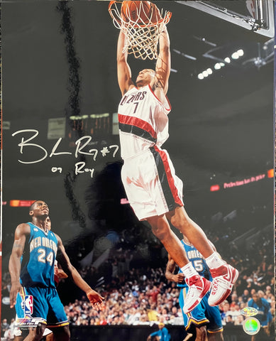 Brandon Roy autographed 16x20 Basketball Photo