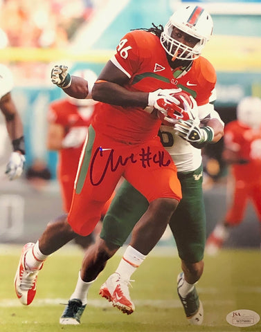 Clive Walford Autographed 8x10 Photo