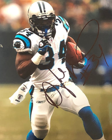 Deangelo Williams Autographed 8x10 Photo