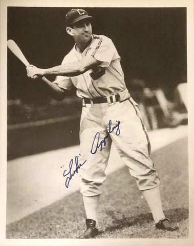 Luke Appling Autographed 8x10 Photo