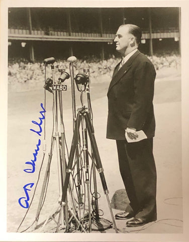 Albert Happy Chandler 8x10 Photo