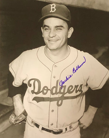 Jackie Collum Autographed 8x10 Photo