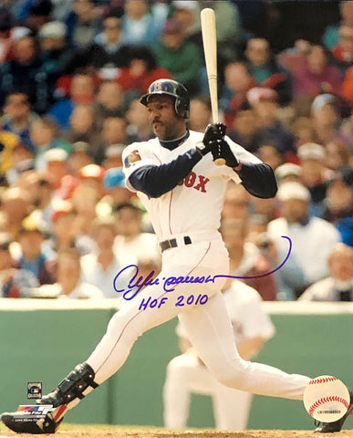 "Andre Dawson """"HOF 2010"""" Autographed 8x10 Photo"