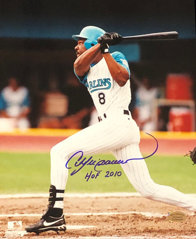 Andre Dawson HOF 2010 Autographed / Signed 8x10 Photo
