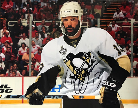 Bill Guerin Autographed 8x10 Photo Pittsburgh Penguins