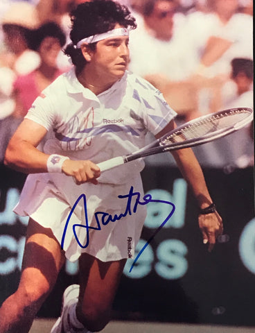 Arantxa Sanchez Vicario Autographed 8x10 Tennis Photo