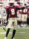 Bryant McFadden Autographed 8x10 Photo Florida State Seminoles