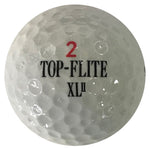 Aaron Badderly Autographed Top Flite 2 XL II Golf Ball