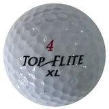 Bob Burns Autographed Top Flite 4 XL Golf Ball