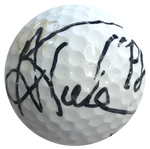 Alberto Tomba Autographed Top Flite 2 XL Golf Ball