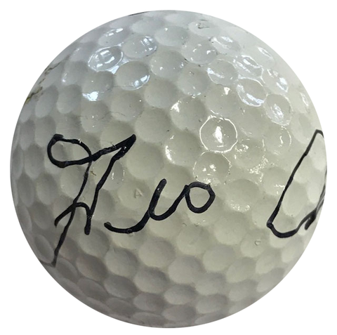 George Archer Autographed Titleist 2 Golf Ball
