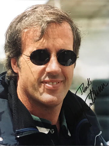 Danny Sullivan Autographed 8x10 Racing Photo