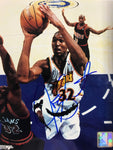 Joe Smith Autographed 8x10 Basketball Photo