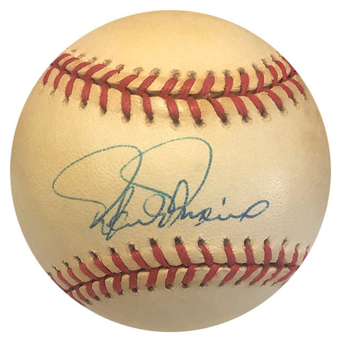 Rafael Palmeiro Autographed Official American League Baseball
