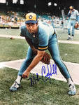 Mike Caldwell Autographed 8x10 Baseball Photo