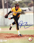 John Candelaria Autographed 8x10 Baseball Photo
