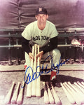 Walt Dropo Autographed 8x10 Baseball Photo