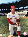 Don Gullett Autographed 8x10 Baseball Photo