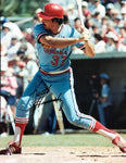 Keith Hernandez Autographed 8x10 Baseball Photo
