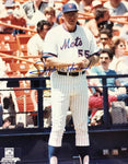 Frank Howard Autographed 8x10 Baseball Photo - New York Mets