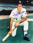 Bill Melton Autographed 8x10 Baseball Photo