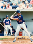 Kevin McReynolds Autographed 8x10 Baseball Photo