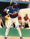 Lloyd McClendon Autographed 8x10 Baseball Photo