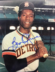 Ben Oglivie Autographed 8x10 Baseball Photo