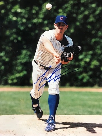 Mark Prior Autographed 8x10 Baseball Photo