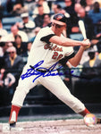 Boog Powell Autographed 8x10 Baseball Photo