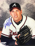 John Rocker Autographed 8x10 Baseball Photo