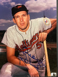 Brooks Robinson Autographed 8x10 Baseball Photo