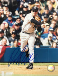 Robin Ventura Autographed 8x10 Baseball Photo