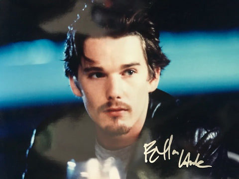 Ethan Hawke Autographed 8x10 Celebrity Photo