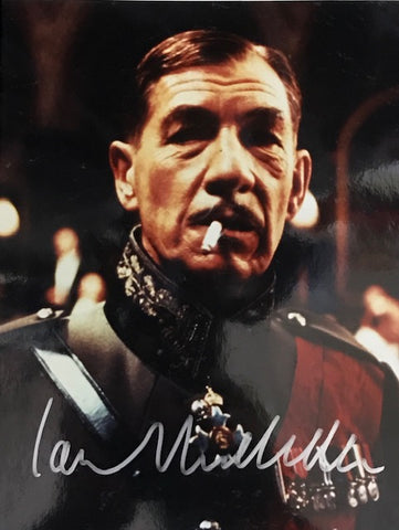 Ian McKellen Autographed 8x10 Celebrity Photo