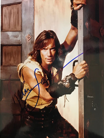 Kevin Sorbo Autographed 8x10 Celebrity Photo