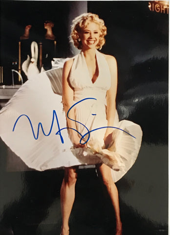 Mira Sorvino Autographed 8x10 Celebrity Photo