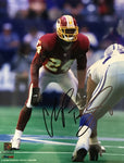 Champ Bailey Autographed 8x10 Football Photo