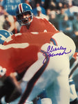Charley Johnson Autographed 8x10 Football Photo