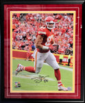 Travis Kelce Autographed Framed 16x20 Photo