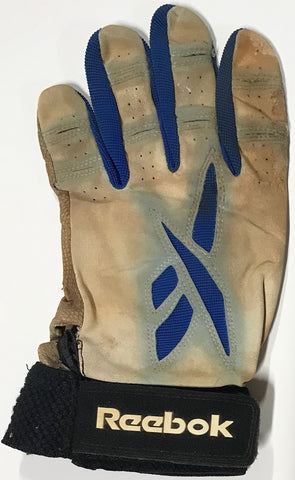 Shawn Green March 26, 2004 Game Used Batting Glove with Ticket Stub