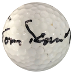 Tom Kennedy Autographed Titleist 3 Golf Ball